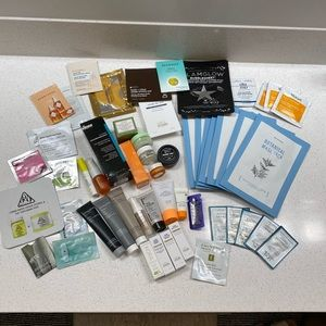 Huge skincare haul with full size Dr Brandt